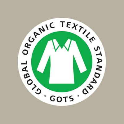 Coton biologique certifié GOTS