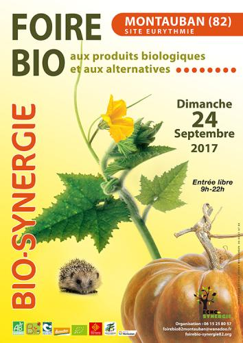 affiche biosynergie 2017
